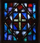Cross panel detail