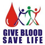 give blood logo